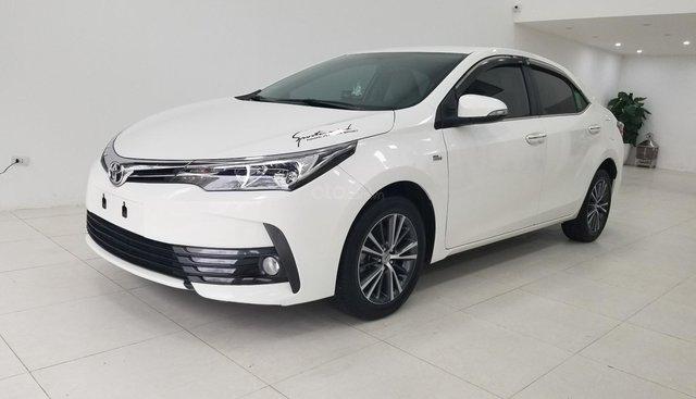 Bán ô tô Toyota Corolla Altis năm 2017, màu trắng