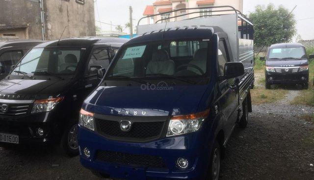 Đại lý 3s xe ô tô Kenbo Hưng Yên bán xe Kenbo 990kg, khung mui phủ bạt, giá rẻ nhất, 179 triệu