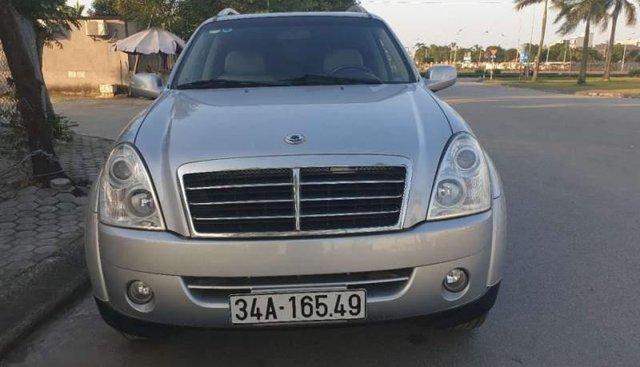 Cần bán lại xe Ssangyong Rexton II 2009, màu bạc, nhập khẩu, số tự động, 276tr