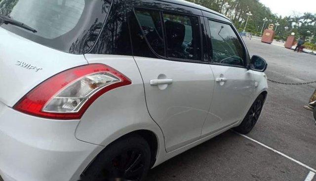 Bán Suzuki Swift sản xuất năm 2013, màu trắng, nhập khẩu nguyên chiếc giá cạnh tranh