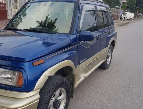 Cần bán lại xe Suzuki Vitara năm sản xuất 2003, màu xanh lam, xe nhập, 179 triệu