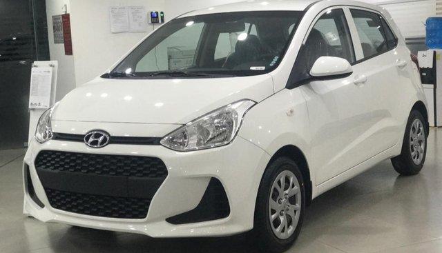 Hyundai Grand i10 1.2 giao ngay, hỗ trợ trả góp 85%, hỗ trợ đăng ký Grab, taxi, LH 0961730817