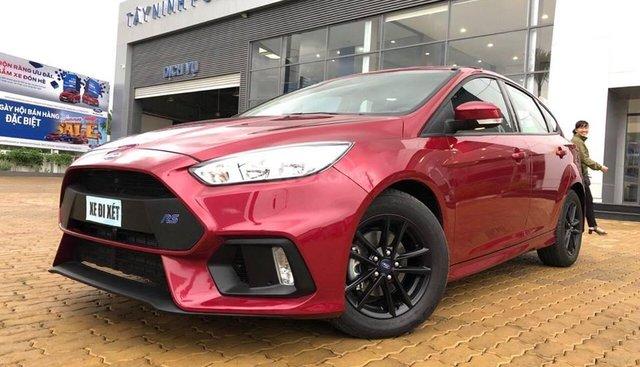 Bán xe Ford Focus Trend, Titanium và Sport 2019, khuyến mãi: BHVC, phim, camera hành trình, LH ngay: 093.543.7595
