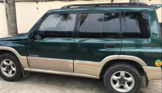Bán Suzuki Vitara đời 2005, màu xanh lam, nhập khẩu nguyên chiếc, giá 175tr
