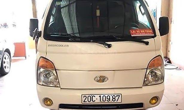 Bán Hyundai Porter đời 2004, màu trắng, xe nhập