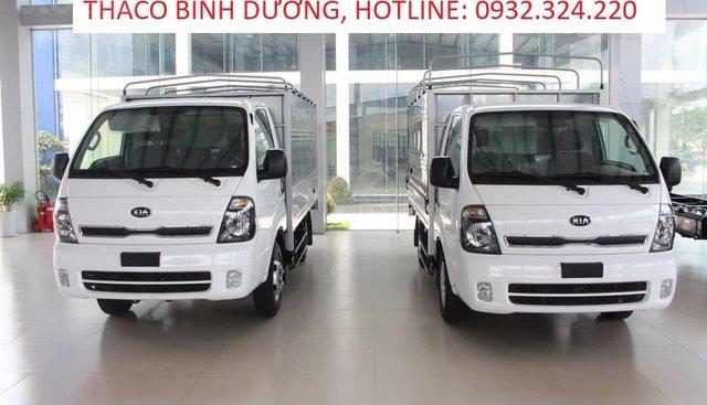 Bán xe tải 2,5 tấn Kia K250 thùng đủ loại, giá tốt - Hỗ trợ trả góp 80%. LH: 0932324220