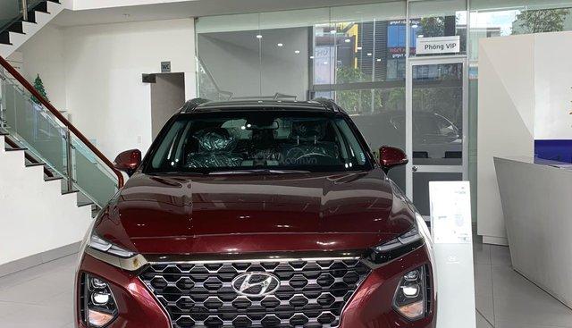Bán xe 7 chỗ Hyundai Santa Fe 2019 - tặng kèm 7 món phụ kiện - Đà Nẵng, hỗ trợ vay vốn 80%, LH Hạnh 0935.851.446