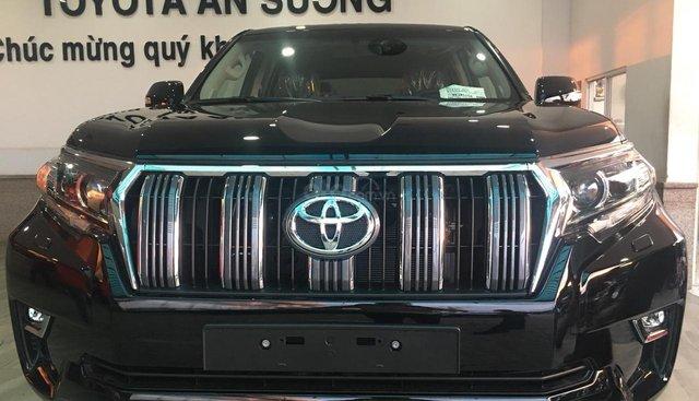 Toyota Land Cruiser Prado VX, gọi ngay 0906882329, nhận ngay giá tốt