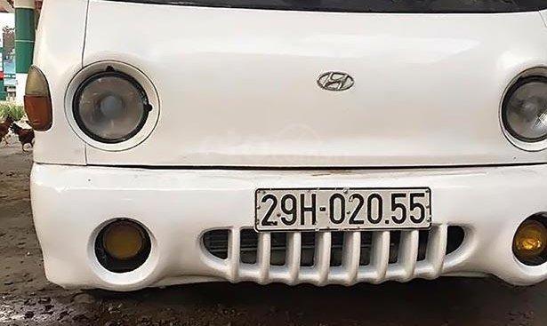 Bán Hyundai Porter 1T đời 2002, đăng ký 2005, màu trắng