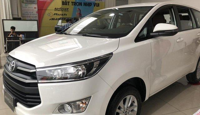Toyota Innova 2.0E MT 2019, giá tốt - giao ngay, hỗ trợ trả góp lãi suất từ 0.33%/tháng