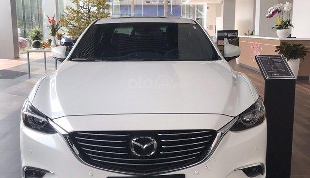 Bán Mazda 6 2.0 Premium, vay 85% trả trước 216tr lấy xe