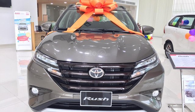 Toyota Rush 1.5 Số Tự Động, Xe Hot, Ưu Đãi HẤP DẪN