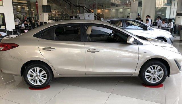 Bán Toyota Vios 1.5E MT 2019, giảm giá + tặng BHVC + phụ kiện, đủ màu, giao ngay, hỗ trợ góp