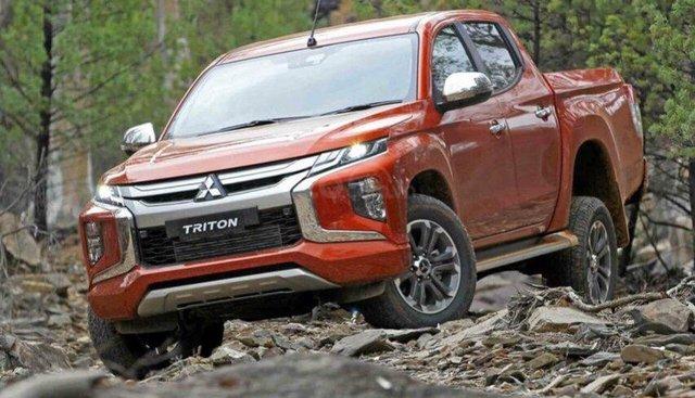 Giá xe Triton 2019 mới 100%, nhập khẩu Thái Lan, hỗ trợ vay ngân hàng lên đến 80%