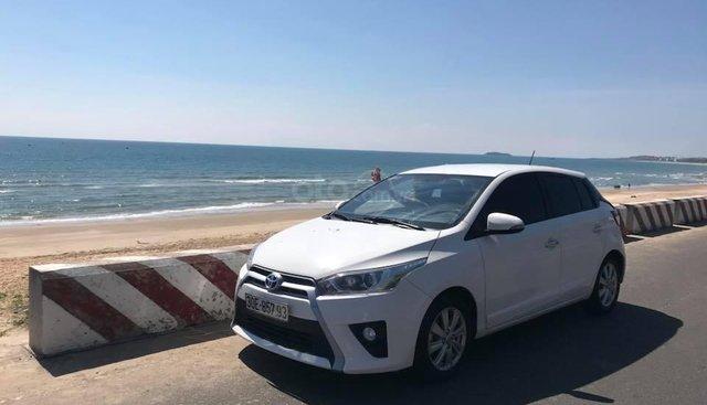 Cần bán Toyota Yaris năm sản xuất 2016, tư nhân chính chủ, giá thương lượng