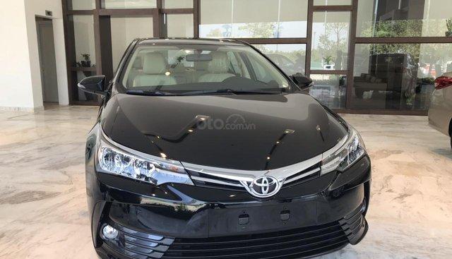 Xả hàng Corolla Altis G mới 100%. Bán không lợi nhuận, tư vấn trả góp từ 6tr/tháng - LH Lộc 0942.456.838