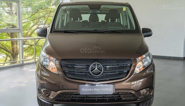 Bán Mercedes Vito cũ 2018, 30km, nhập khẩu Mỹ chính hãng