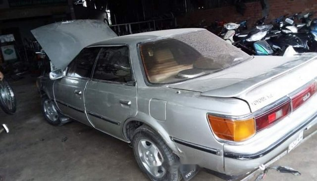 Bán Toyota Carina đời 1987, màu bạc, nhập khẩu