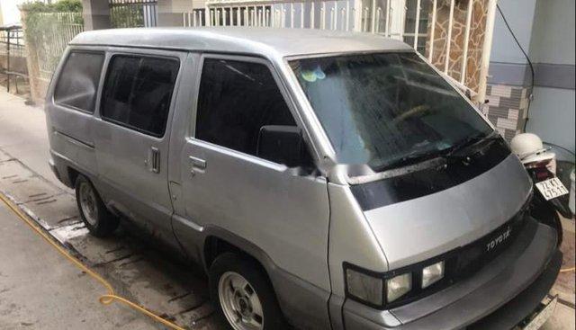 Bán Toyota Van sản xuất 1988, xe mới làm lại từ trong ra ngoài