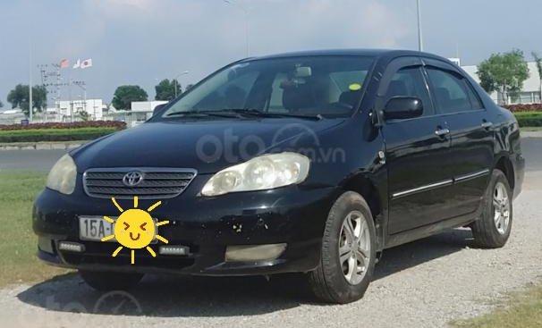 Bán xe Toyota Corolla 2003, giá hạt dẻ về đi ngay