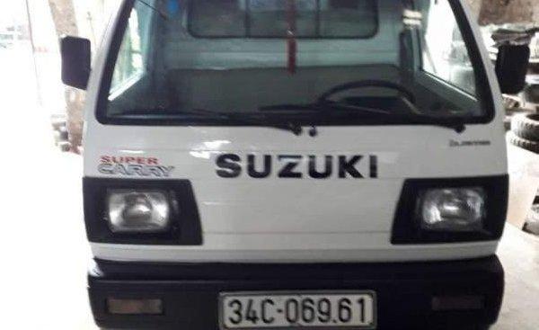 Bán ô tô Suzuki Carry đời 2003, màu trắng