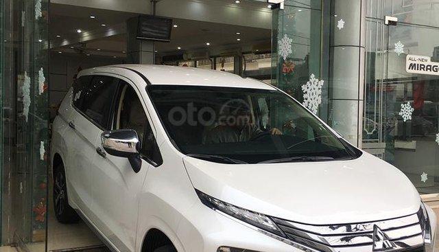 Bán ô tô Mitsubishi Xpander đời 2019, màu trắng, nhập khẩu nguyên chiếc