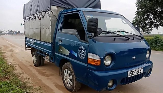Cần bán gấp Hyundai Porter 1T đời 1999, màu xanh lam, nhập khẩu nguyên chiếc