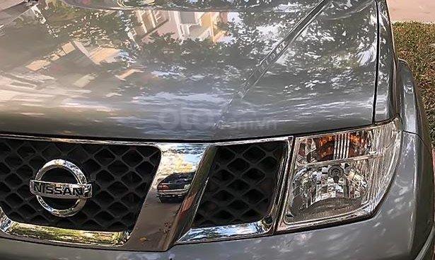Bán xe Nissan Navara LE 2.5 sản xuất năm 2013, màu xám, xe nhập