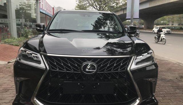Bán Lexus LX570 Super Sport Autobiography MBS 2019,4 chỗ, nhập mới 100%, xe giao ngay