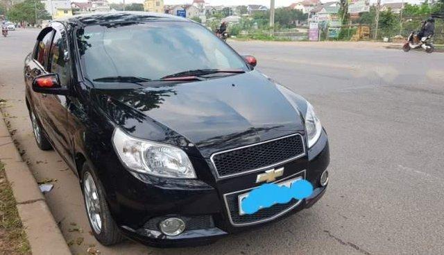 Cần bán xe Chevrolet Aveo đời 2013, màu đen, nhập khẩu nguyên chiếc, giá chỉ 259 triệu