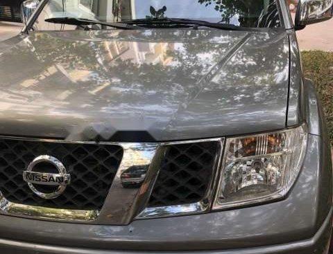 Cần bán lại xe Nissan Navara năm 2013, màu xám, nhập khẩu, giá chỉ 420 triệu