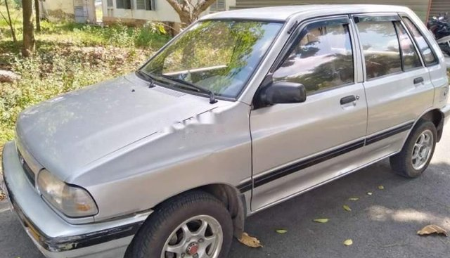 Bán ô tô Kia CD5 2004, màu bạc, xe nhập khẩu