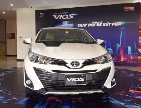 Bán xe Toyota Vios G 2019, màu trắng