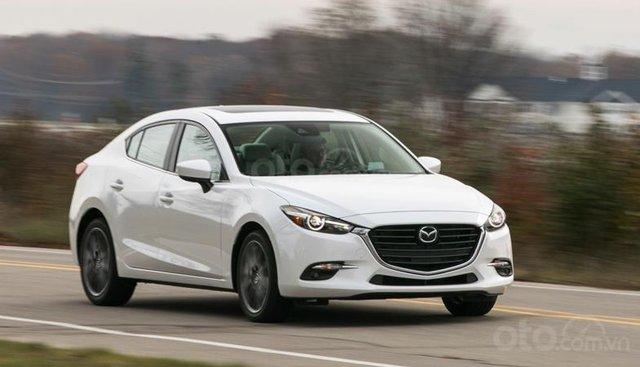 8 ngày vàng cuối tháng 2/2019 khuyến mãi cực khủng khi mua Mazda 3 1.5L Sedan tại Mazda Cộng Hòa