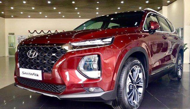 Hyundai Santafe 2019 giá tốt nhất tại Gia Nghĩa- Liên hệ 0918424647