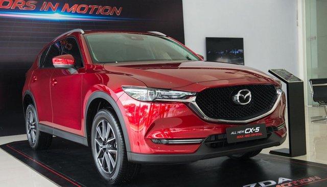 Mazda CX5 2.5 2WD 2019 - 8 ngày khuyến mãi cực khủng cuối tháng 2/2019, nhanh tay liên hệ để được giá tốt nhất