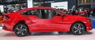 Bán Honda Civic sản xuất năm 2019, màu đỏ, nhập khẩu, 903tr