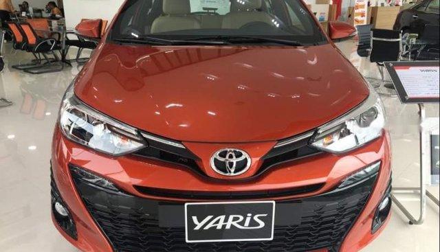 Cần bán Toyota Yaris đời 2018, nhập khẩu nguyên chiếc
