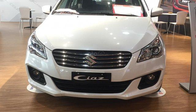 Suzuki Ciaz ưu đãi tốt nhất dịch vụ tốt nhất Sài Gòn