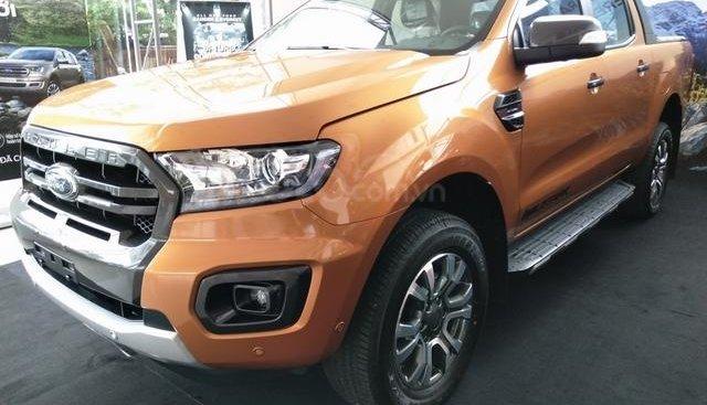Bán Ford Ranger Wildtrak 2.0L mới - giảm 2% thuế trước bạ, tặng phụ kiện Thái Lan chính hãng