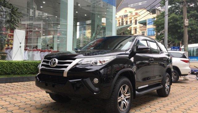 Bán xe Toyota Fortuner 2019, đủ màu giao ngay, trả góp 90%