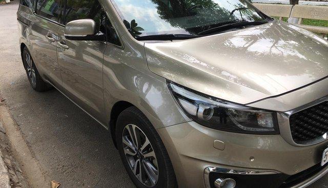 Bán xe Kia Sedona DATH đời 2017 ngay chủ TPHCM