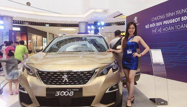 10 Ngày vàng cuối Tháng 2 sở hữu Peugeot 3008 All New chỉ với 405 triệu đồng Peugeot Thanh Xuân - giá KM + quà hấp dẫn
