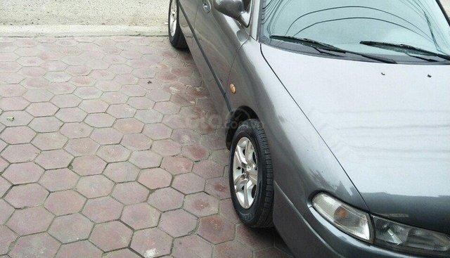 Bán Mazda 626 E đời 1994, màu xám, nhập khẩu giá cạnh tranh