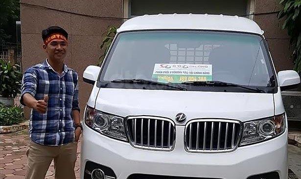 Bán Dongben X30 đời 2019, màu trắng, xe nhập