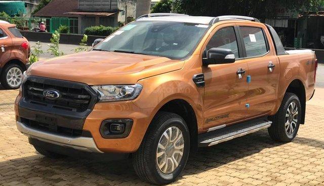 Tặng: BHVC, phim, nắp thùng, lót thùng, camera, lót sàn, khi mua xe Ford Ranger 2019, LH: 091.888.9278 - 093.543.7595