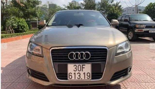 Bán xe Audi A3 AT đời 2010, màu vàng, nhập khẩu, chính chủ