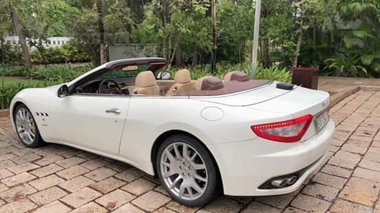 Bán xe Maserati Granturismo 4.7 V8 đời 2010, màu trắng nhập khẩu