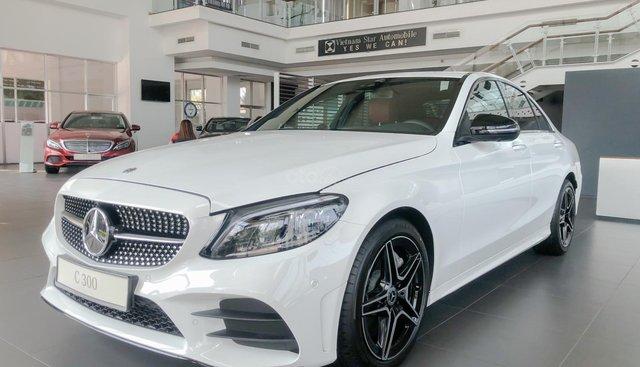 Mua xe C300 2019 tại Mercedes Trường Chinh - nhận ngay quà tặng giá trị