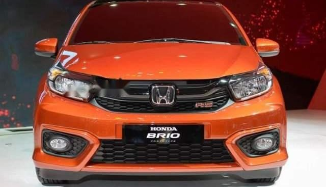 Bán Honda Brio 2019, nhập khẩu nguyên chiếc, 450tr